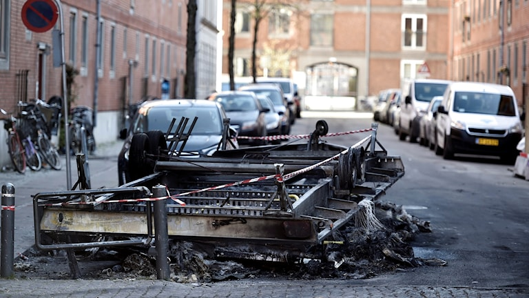 Denmark Unrest