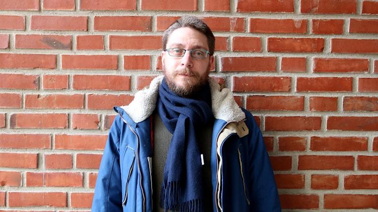 Magnus Andersson, doktorand i underrättelseanalys vid Lunds universitet.