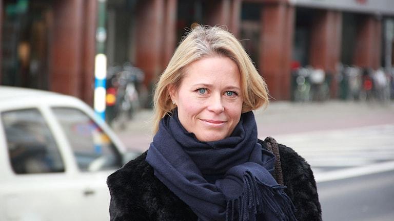 Kajsa Järvholm, psykolog.