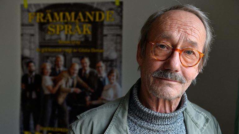 Skådespelaren Gösta Ekman Foto: Anders Wiklund/TT