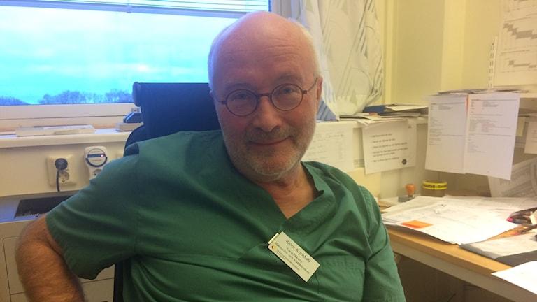 Läkare Björn Kornhall