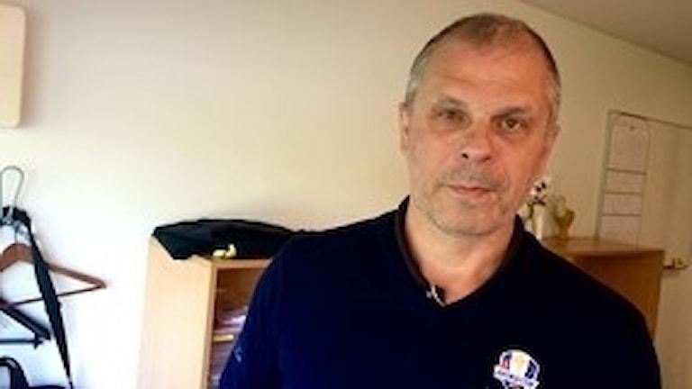 """Rögles sportchef Anders """"Masken"""" Carlsson"""