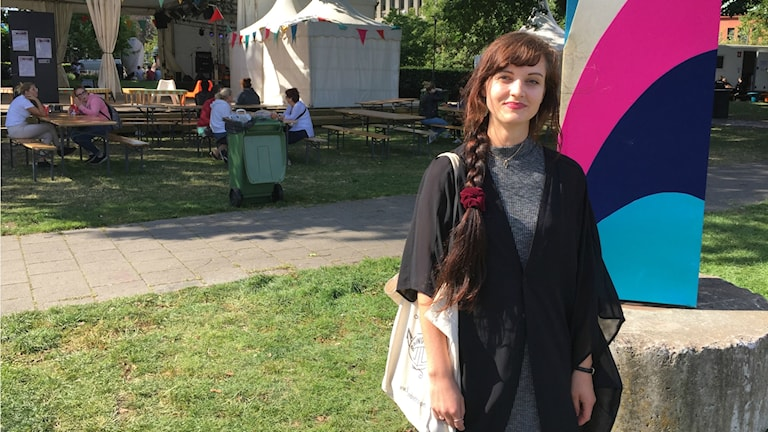 Malin Sundvisson från ATIM kvinno och ungdomsjour.