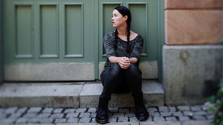Linda Boström Knausgård.