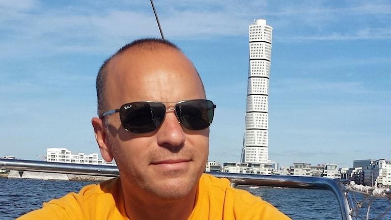 Nunzio Capobianco, Malmöbo med italienska rötter. Foto: Privat.