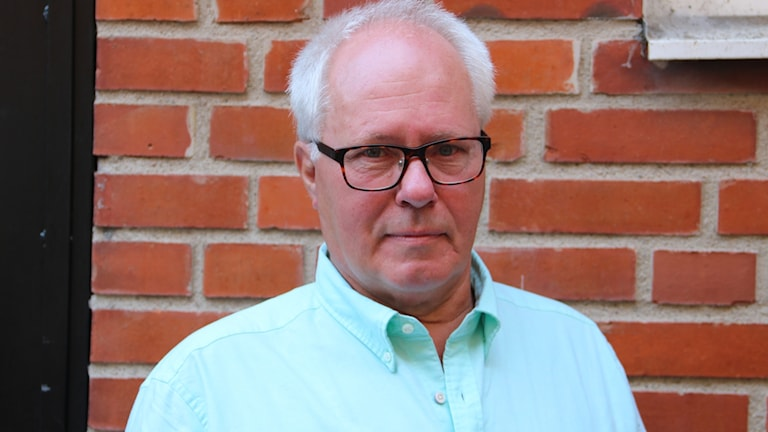 Anders Samuelsson, begravningsentreprenör