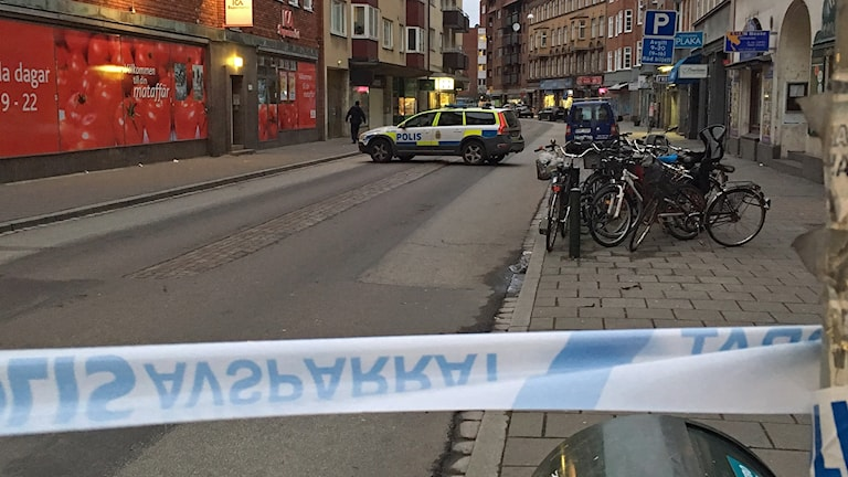 Malmö in Sweden experienced numerous cases of deadly violence in 2016