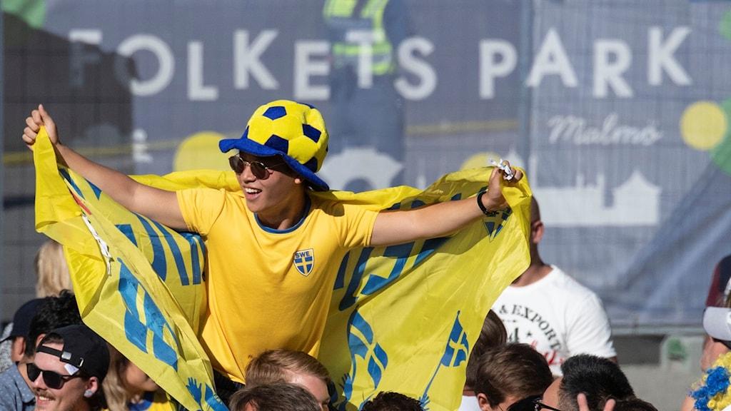 Fotbollsfesten i Folkets park i Malmö kostade miljonbelopp.