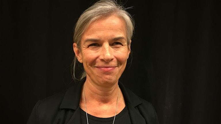 Kajsa Giertz, chef på Helsingsborgs stadsteater.