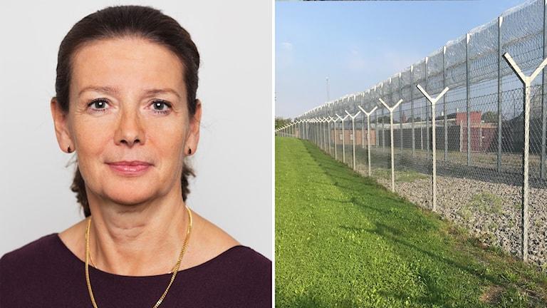 Kvinna och fängelse