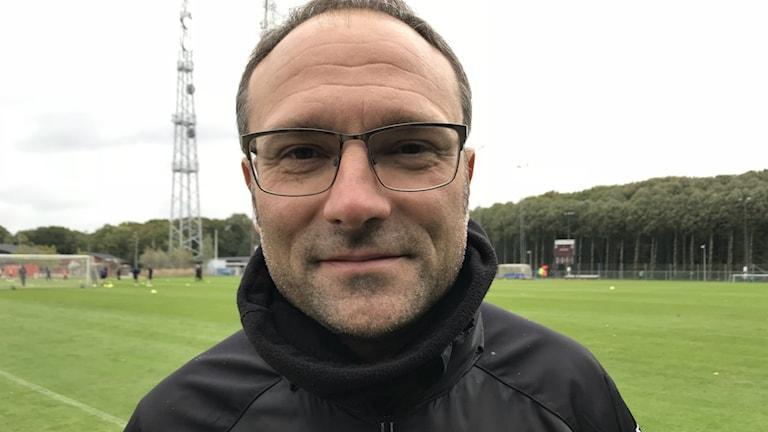 Per-Ola Ljung, Helsingborgs tränare.