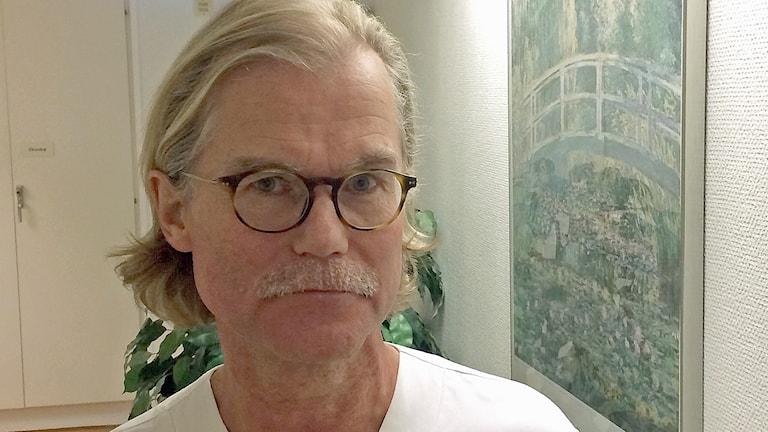 Staffan Larsson, allmänläkare, vårdcentralen Lundbergsgatan i Malmö och styrelseledamot Läkarförbundet i Skåne