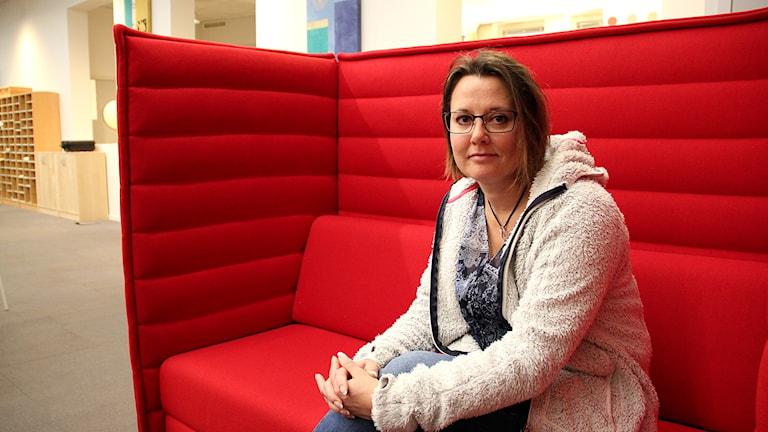 Linda Ingheden fick stroke som ung
