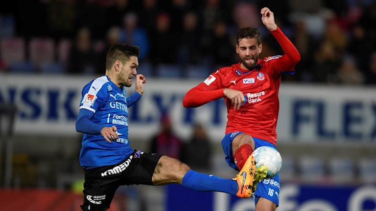 Fotboll Helsingborg Halmstad