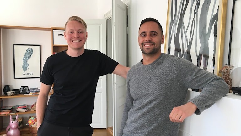 Två läkarstudenter i Lund som anmält sig att jobba inom vården i Skåne under Coronakrisen