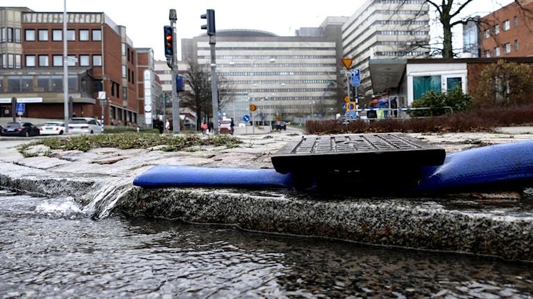 Vattenproblem Lund