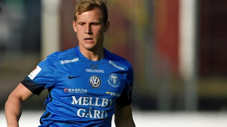 Erik Andersson, Trelleborgs FF.