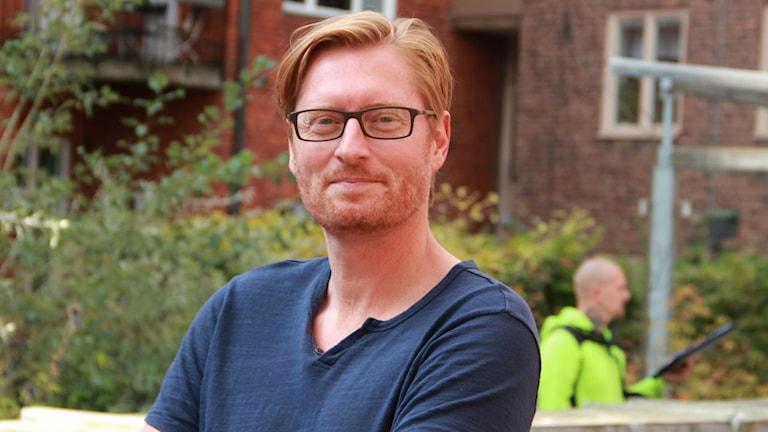 Anders de la Motte, författare