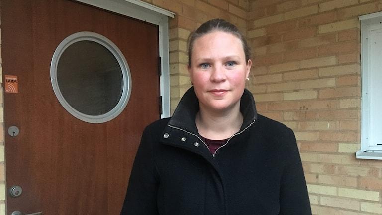 Anna-Maria Stenlund Gruvebäck är en av dem som mist barn i magen