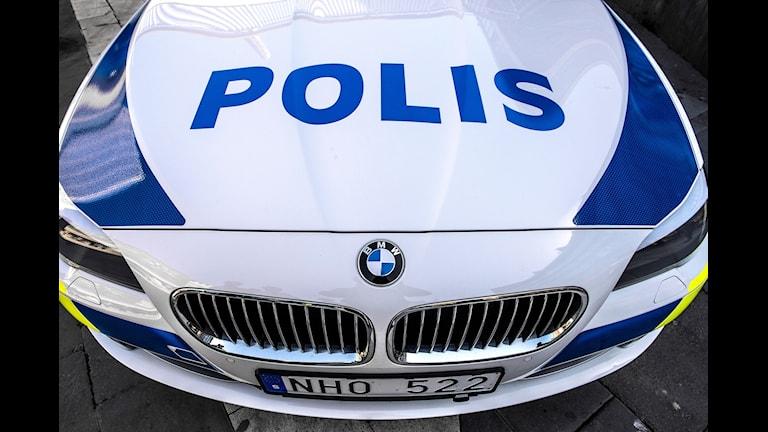 Polisbil,