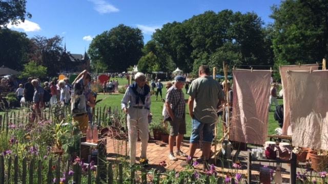 Trädgårdsfesten på Sofiero