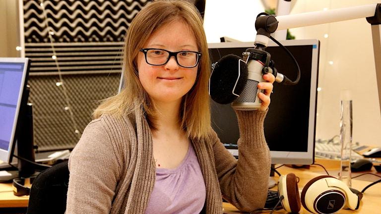 Amanda Malmberg, författare.
