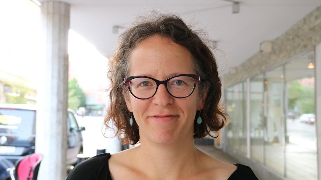 Kimberly Nicholas, forskare Lunds universitet.