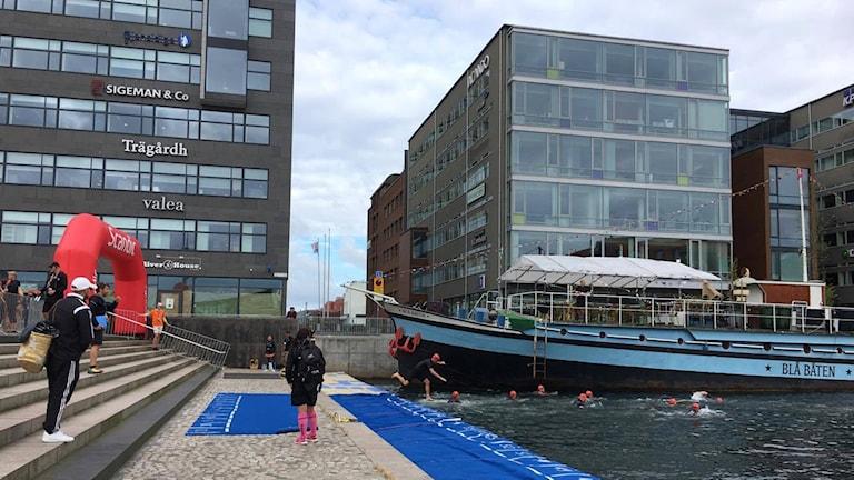 Triathlon malmö