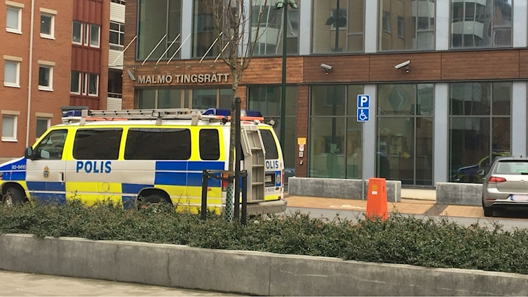 Flera säkerhetsrättegångar samtidigt gör att det under våren är fullbokat på Rättscentrum i Malmö.