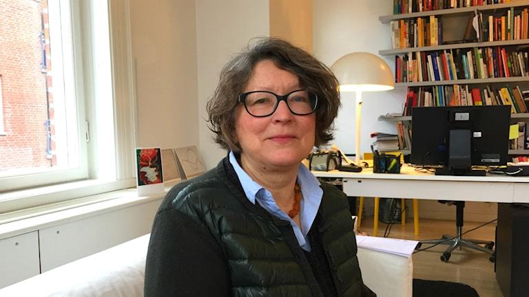 """""""Jag tycker vi har ansträngt oss väldigt mycket"""" säger museichefen Iris Müller-Westermann."""