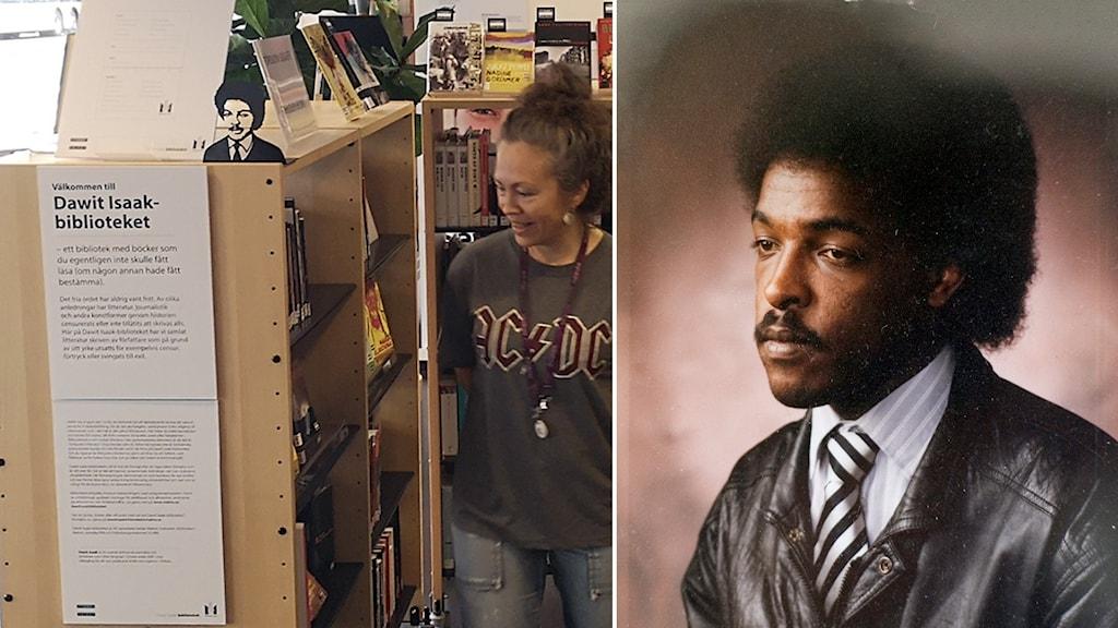 Bibliotek, Dawit Isaak