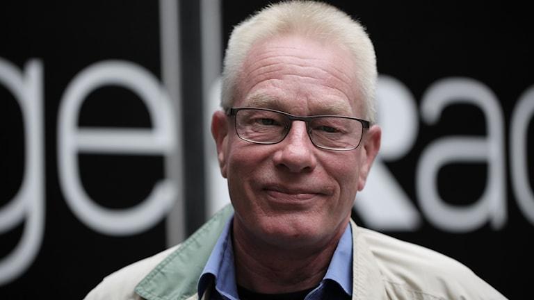 Jimmie Trevett, ordförande, Riksförbundet för social och mental hälsa.