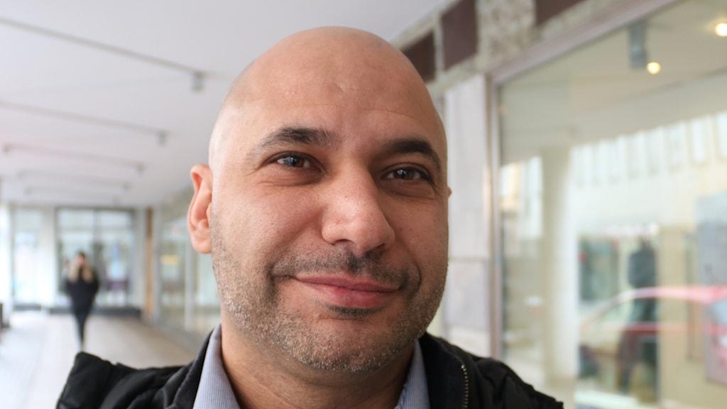 Maher Turkie vill hjälpa fler att lämna kriminaliteten.
