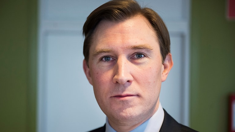Regionstyrelsens ordförande Henrik Fritzon (S) i Region Skåne.