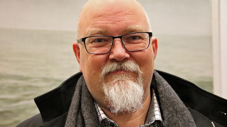 Anders Rubin (S), skolkommunalråd i Malmö. Foto: Karin Genrup/Sveriges Radio