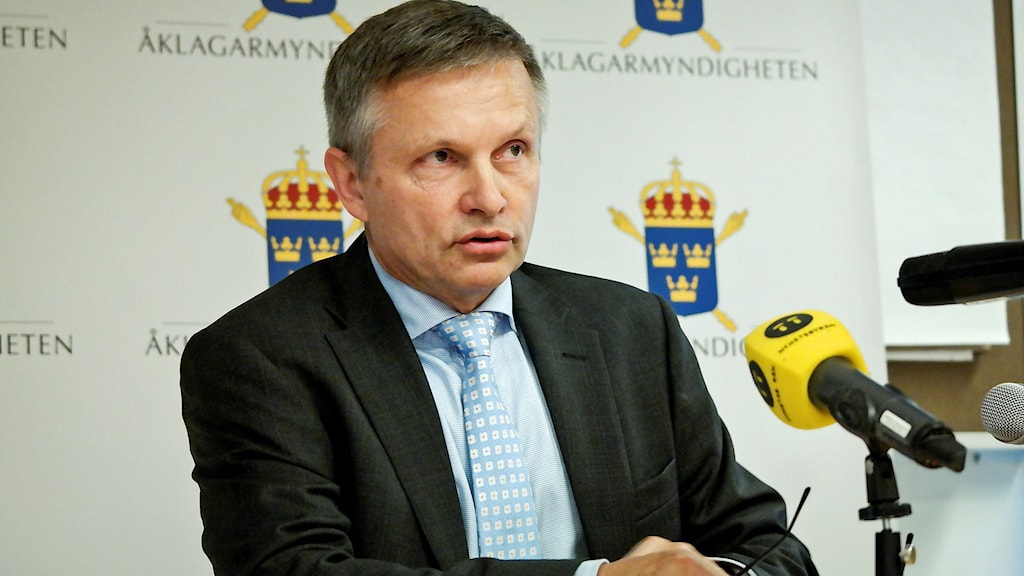 Åklagare Pär Andersson