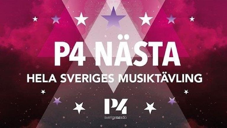 P4 nästa 2017 logotype