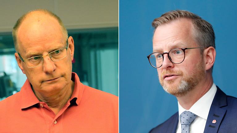 Glenn Sjögren Mikael Damberg