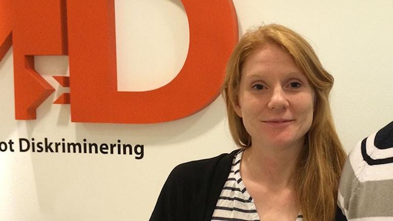 Karin Henrikz  är jurist på Malmö mot diskriminering