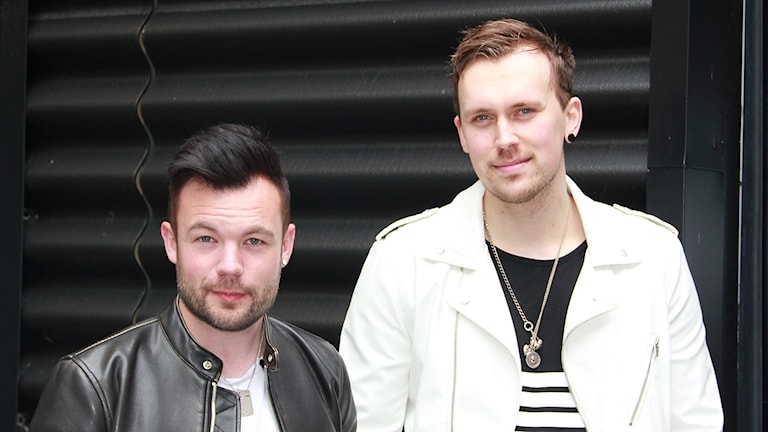 Daniel Leon Jönsson och Robin Andersson