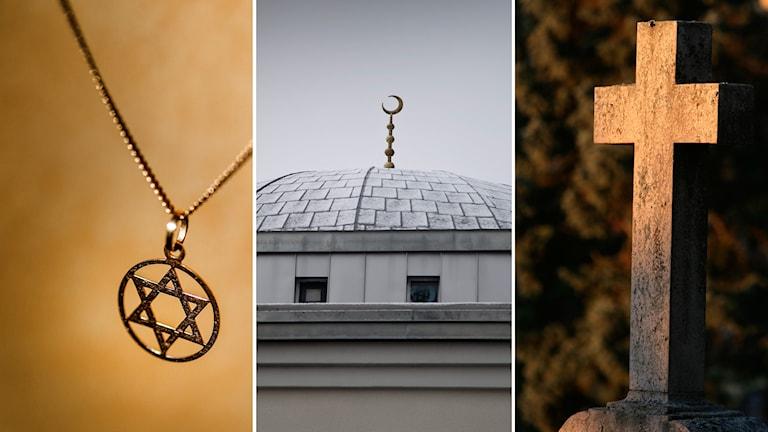 Flera församlingar i Sverige måste tänka mer på säkerheten.
