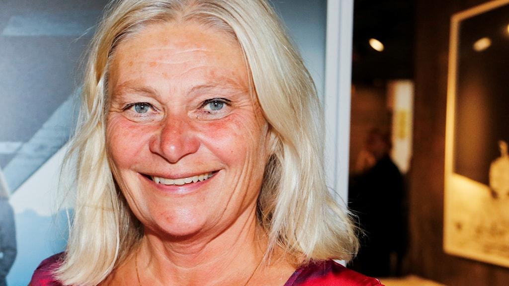 Elisabeth Lundgren, kulturchef i Malmö. Foto: Stig-Åke Jönsson/TT