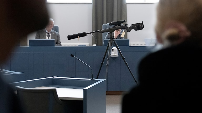 Rättegångssal