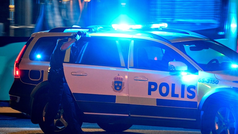 polisbil malmö