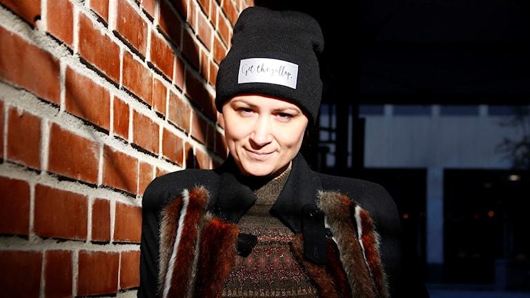 Lisen Bratt, OS-ryttare.