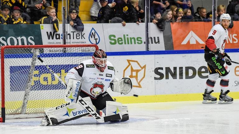 Malmös målvakt Oscar Alsenfelt.
