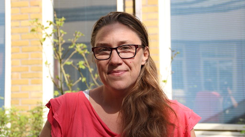 Camilla Ekelund är projektledare för SM-veckan