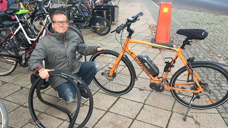 Patrik Olsson, cyklist