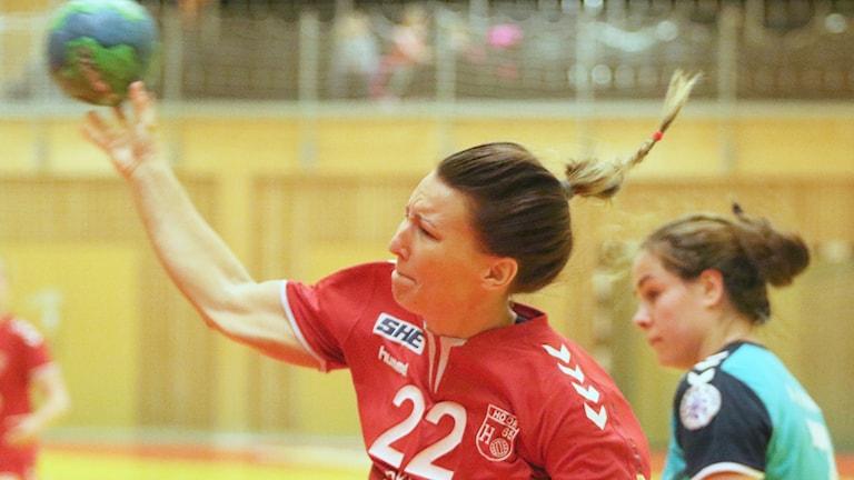 Cassandra Tollbring, H65 Höör Foto: Nils-Åke Åkesson/H65 Höör
