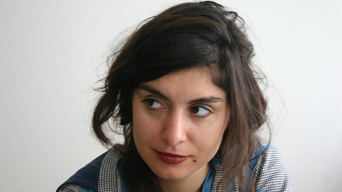 Rosa Barba.